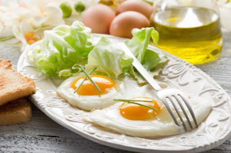 Яйця призводять до інфарктів