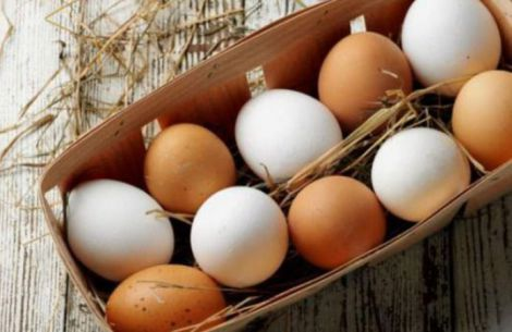 Яйця у раціоні