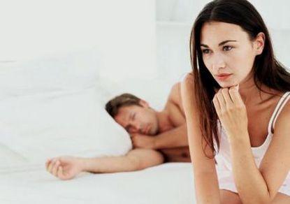 Відсутність сексу викликає хвороби