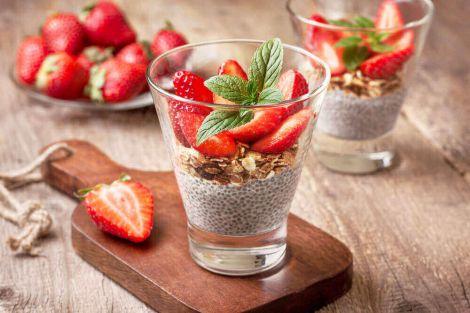 Корисні десерти для діабетиків