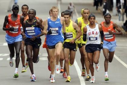 Це марафонський біг