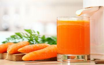Вживання морквяного соку може призвести до харчової інтоксикації