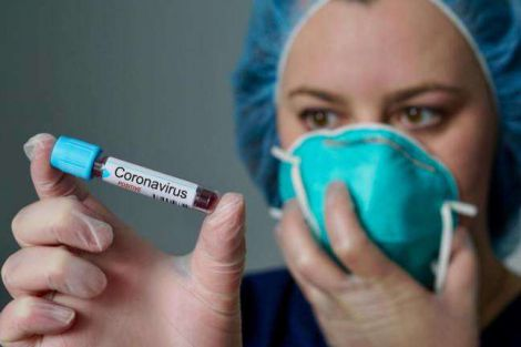 Діагностика коронавірусу