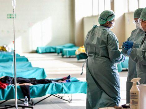 В Італії знову рекордні смерті від COVID-19