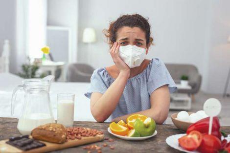 Дієта для коронавірусних хворих
