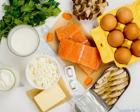 Зупинити процес старіння допоможуть вітаміни