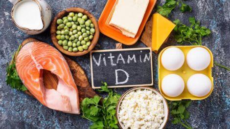 Харчування захистить від дефіциту вітаміну D