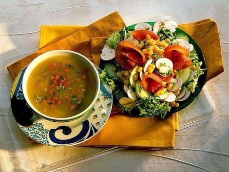 Повноцінний обід