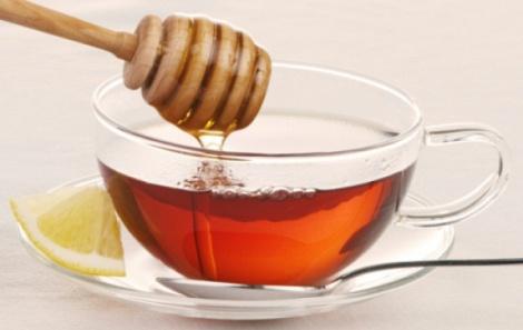 Пийте чай з медом