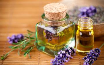 ароматерапія допоможе заспокоїтись