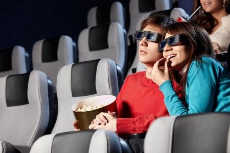 Людям з певним рядом захворювань, відвідувати фільми з 3D ефектом лікарі не радять