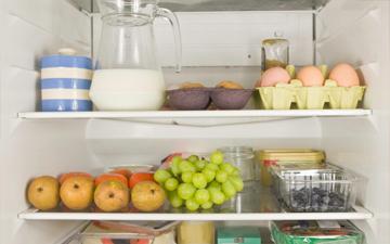 слід знати як правильно зберігати продукти в холодильнику