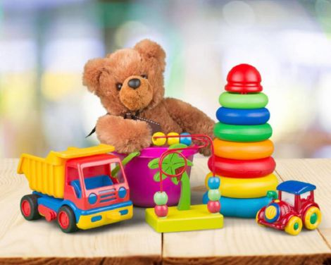 Дитячі іграшки, які можуть бути токсичними