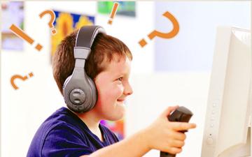 комп'ютерні ігри позначаються на дітях та дорослих