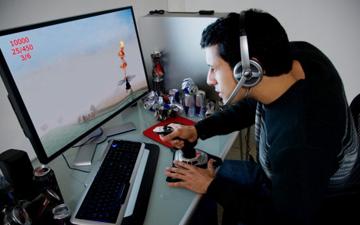 комп'ютерні ігри викликають передчасне старіння