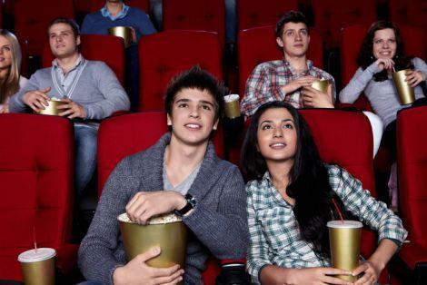 Щоб тренуватись, треба ходити в кіно