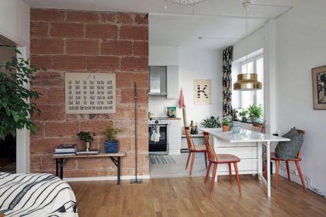 Життя в однокімнатній квартирі