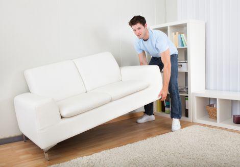 Пора перемен: как сделать удачную перестановку мебели в квартире?