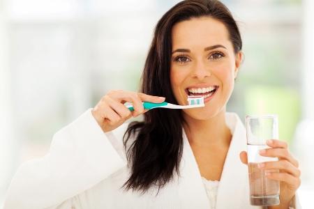 Полощіть зуби содою
