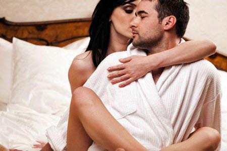 Як зробити перший секс з чоловком незабутнм