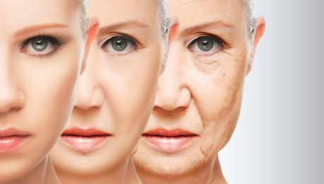 Чому старіє шкіра?