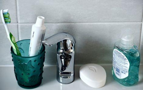Де зберігати зубну щітку?