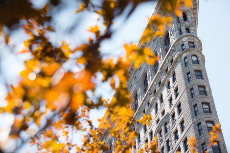 Осінь у Нью-Йорку