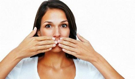 Чому гірчить у роті?
