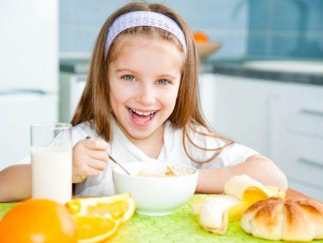 питание у ребенка
