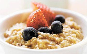 Овес - цінний поживний продукт, багатий комплексними вуглеводами, високоякісними білками і дієтичним