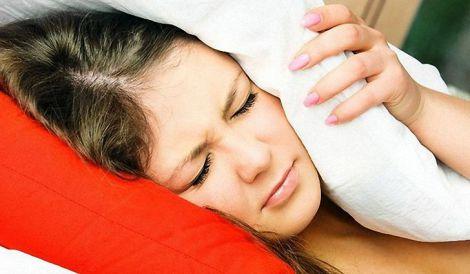 Біль у вусі може свідчити про запалення