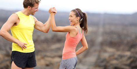 Заняття спортом покращуюють метаболізм