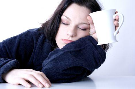 Підвищена стомлюваність - один з симптомів анемії