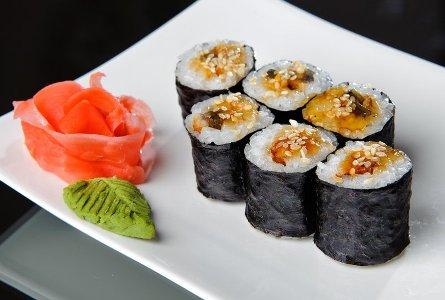 Ви можете навіть влаштувати суші-дієту