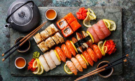 Смачні та корисні суші