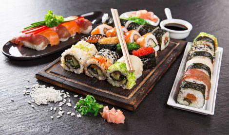 Кому варто утриматись від суші?