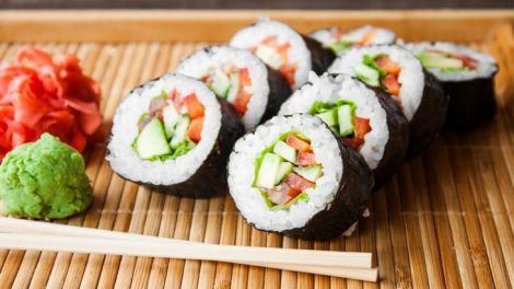 Любителі суші можуть заразитись супербктеріями