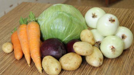Користь картоплі і цибулі