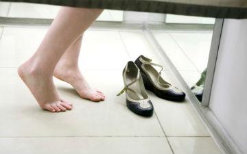 Уникай використання одного і того ж взуття кожен день