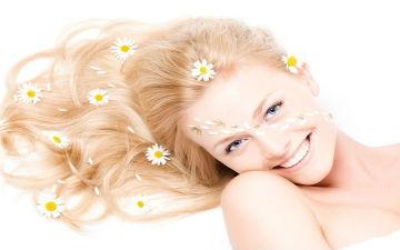 Вітаміни для красивого волосся