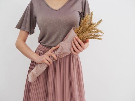 Мода повертається: кому личить спідниця-плісе? (ФОТО)