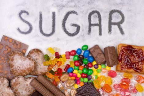 Надлишок цукру та жиру