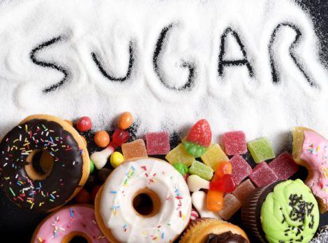 Продукти з цукром