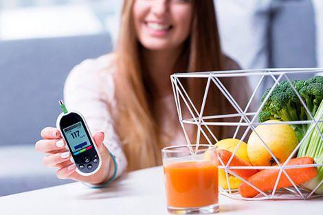 Зменшення рівня цукру у крові