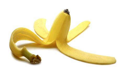 Шкірка банана відбілить зуби