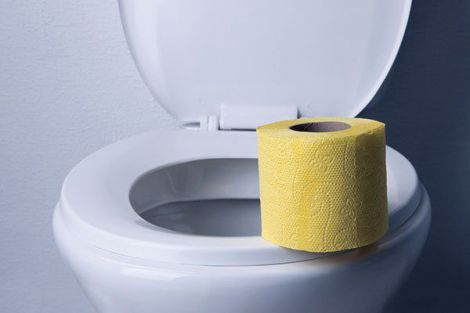 Небезпеа туалетного паперу