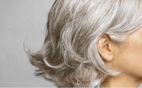 Сиве волосся - ознака хорошого здоров'я