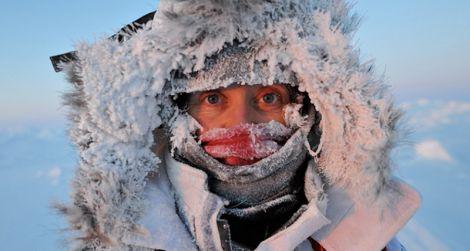 Допомога при переохолодженні