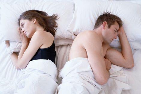 Чому чоловік не хоче сексу?