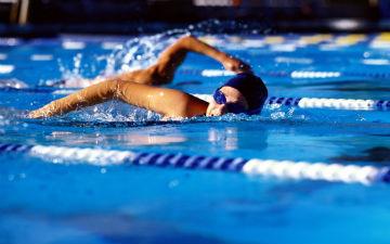 Головне - часто міняти стилі плавання